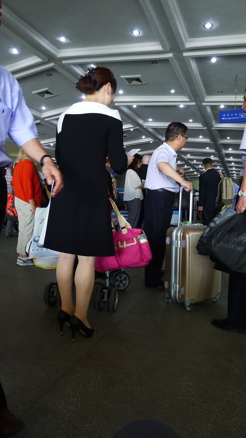 can north koreans travel abroad