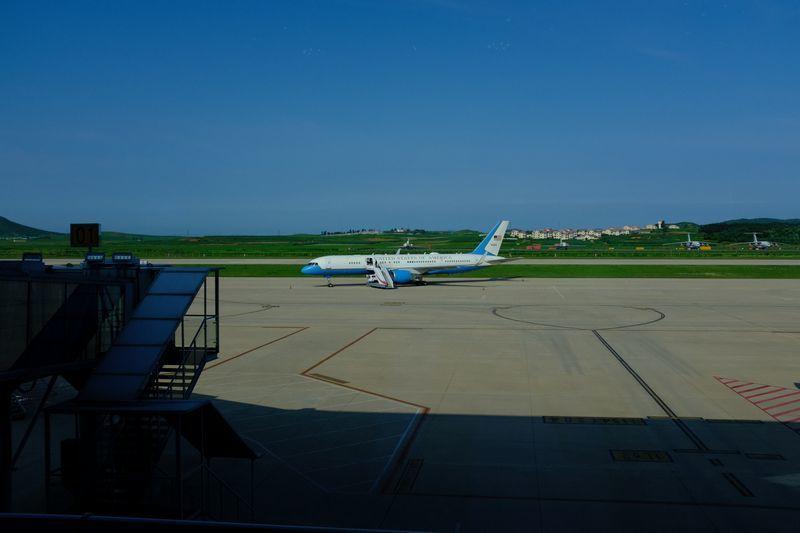 Pyongyang Airport North Korea Travel Guide Koryo Tours