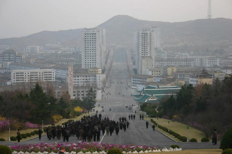Janam Hill Kaesong North Korea Travel Guide Koryo Tours