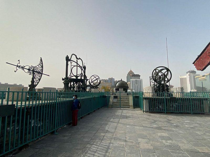 Museums of Beijing: Beijing Ancient Observatory - Koryo Tours