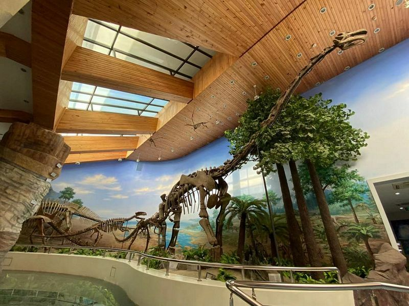Yanqing Geopark Museum