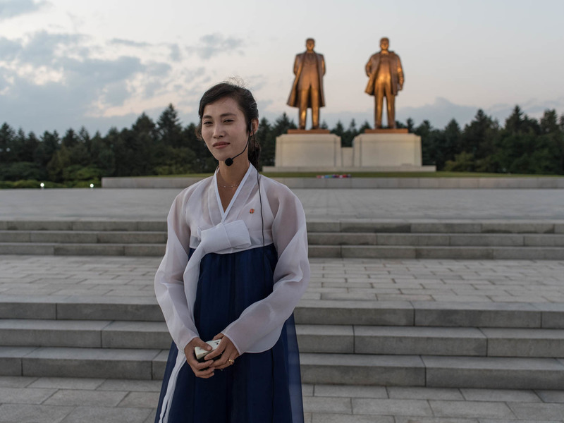 Is it safe to travel to north korea?