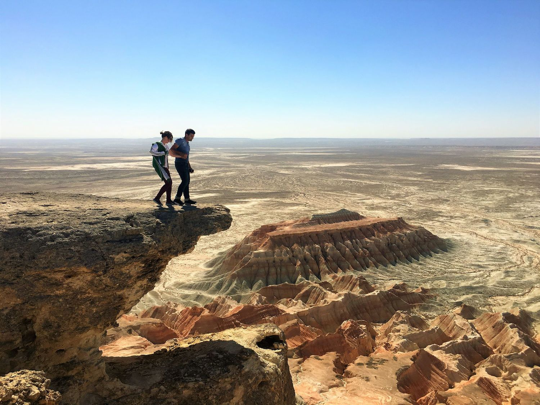 Turkmenistan Tours   Darvaza Crater & Beyond - Koryo Tours