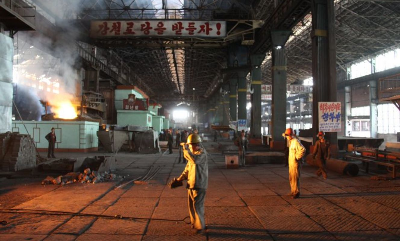 Large tn chollima steelworks %288%29