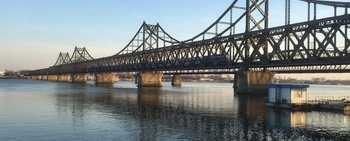 Large dandong china travel guide